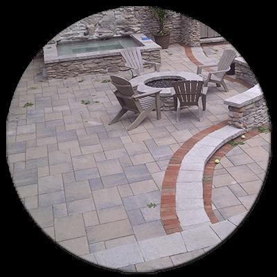 landscaping design Friebel's Quality