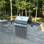 Powell, Ohio Outdoor Kitchen Design