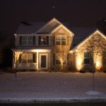 Outdoor Landscape Lighting in Delaware, Ohio
